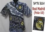 butik batik bola madrid berkualitas