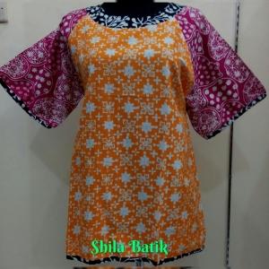 blus batik cap - hubungi 0838.403.87800