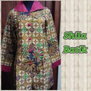 jual dress batik modern - hubungi 0838.403.87800