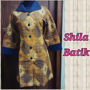 dress batik kerja - hubungi 0838.403.87800