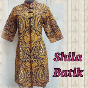 dress batik sogan - hubungi 0838.403.87800