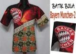 Jual Batik Bola Bayern Munchen di Yogyakarta