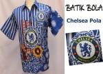 Jual Batik Bola Solo Chelsea Berkualitas