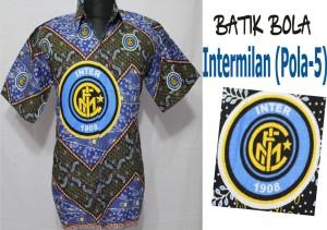 Jual Batik Bola Inter Kaskus