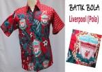Jual Batik Bola Liverpool di Jogja