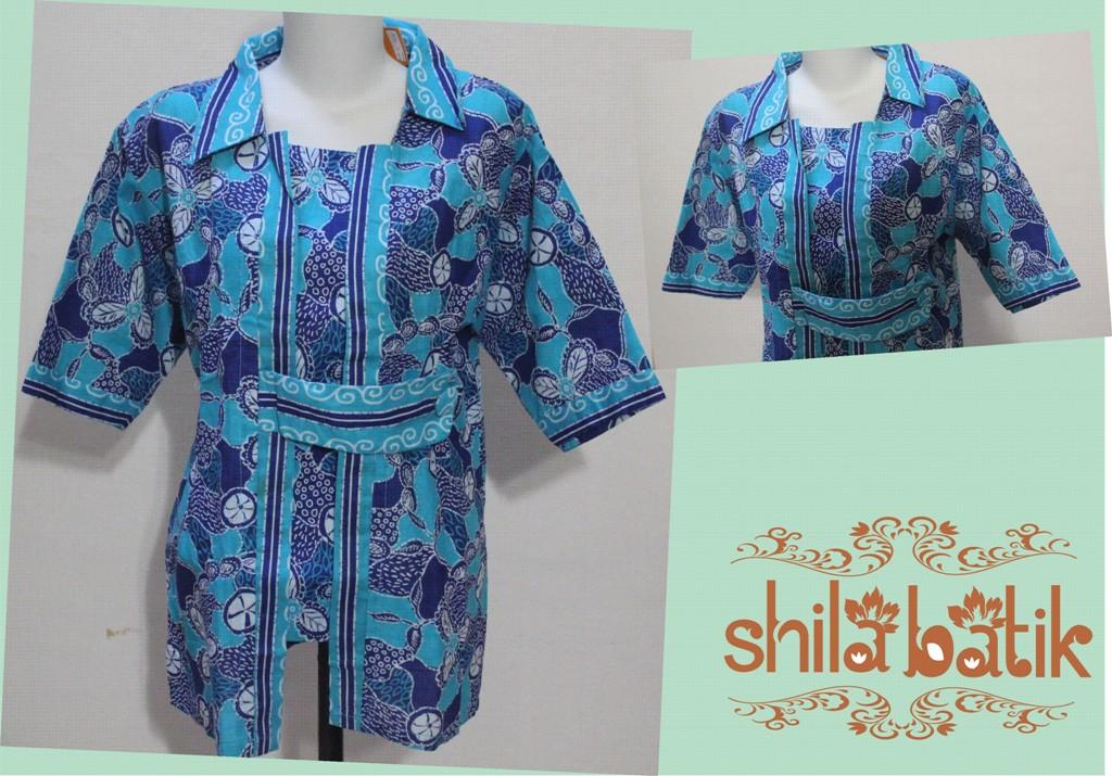 Butik Blus Batik Wanita Terbaru Hubungi