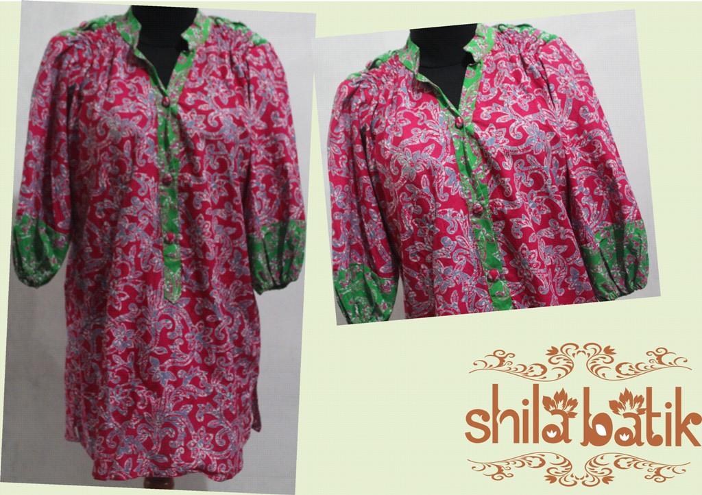 blus batik online murah di jogja  hubungi 083840387800  jual