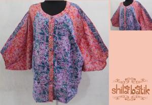 blus batik untuk wanita gemuk - hubungi 0838.403.87800