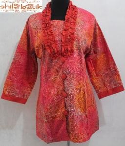 Blus Batik Model Terbaru - Hubungi 0838.403.87800