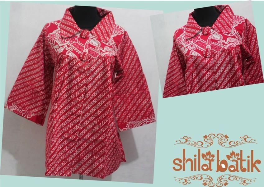 Butik Blus Batik Untuk Ibu Hamil Online Hubungi