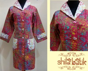 dress batik cap solo - hubungi 0838.403.87800