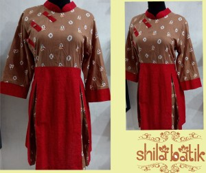 dress batik jumput - hubungi 0838.403.87800