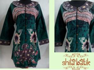dress batik tulis motif etnik - hubungi 0838.403.87800