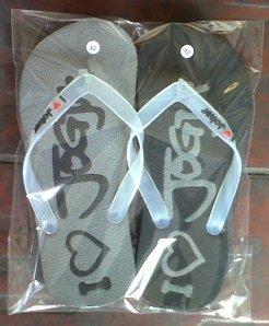 sandal jepit empuk murah