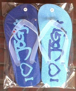 jual sandal jepit khas jogja