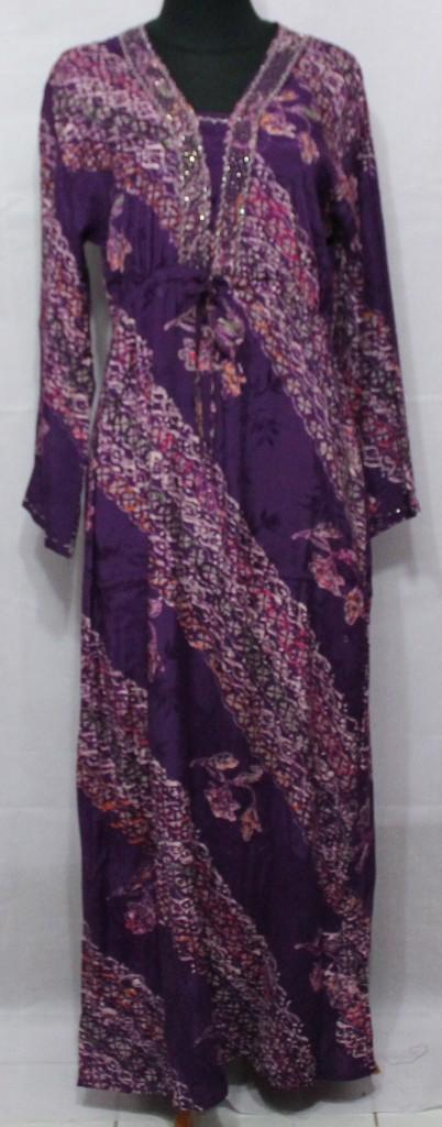 Gamis Batik Cantik Murah Hubungi Ibu Shinta