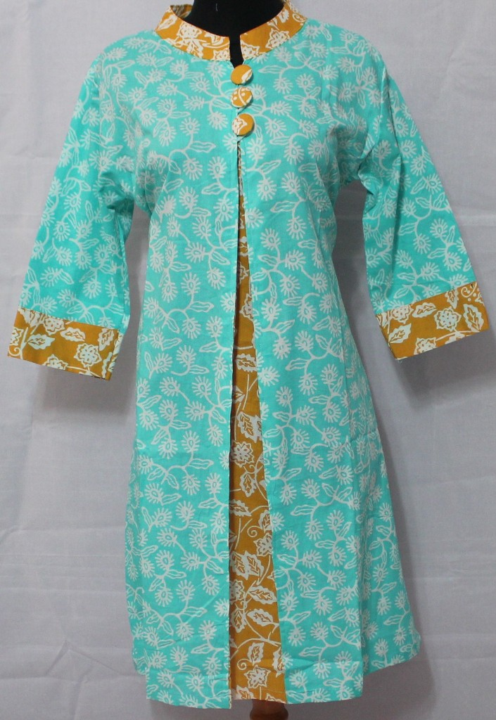 Dress Batik Ibu Hamil Hubungi Ibu Shinta