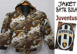 Jual Batik Bola Solo Juventus Berkualitas