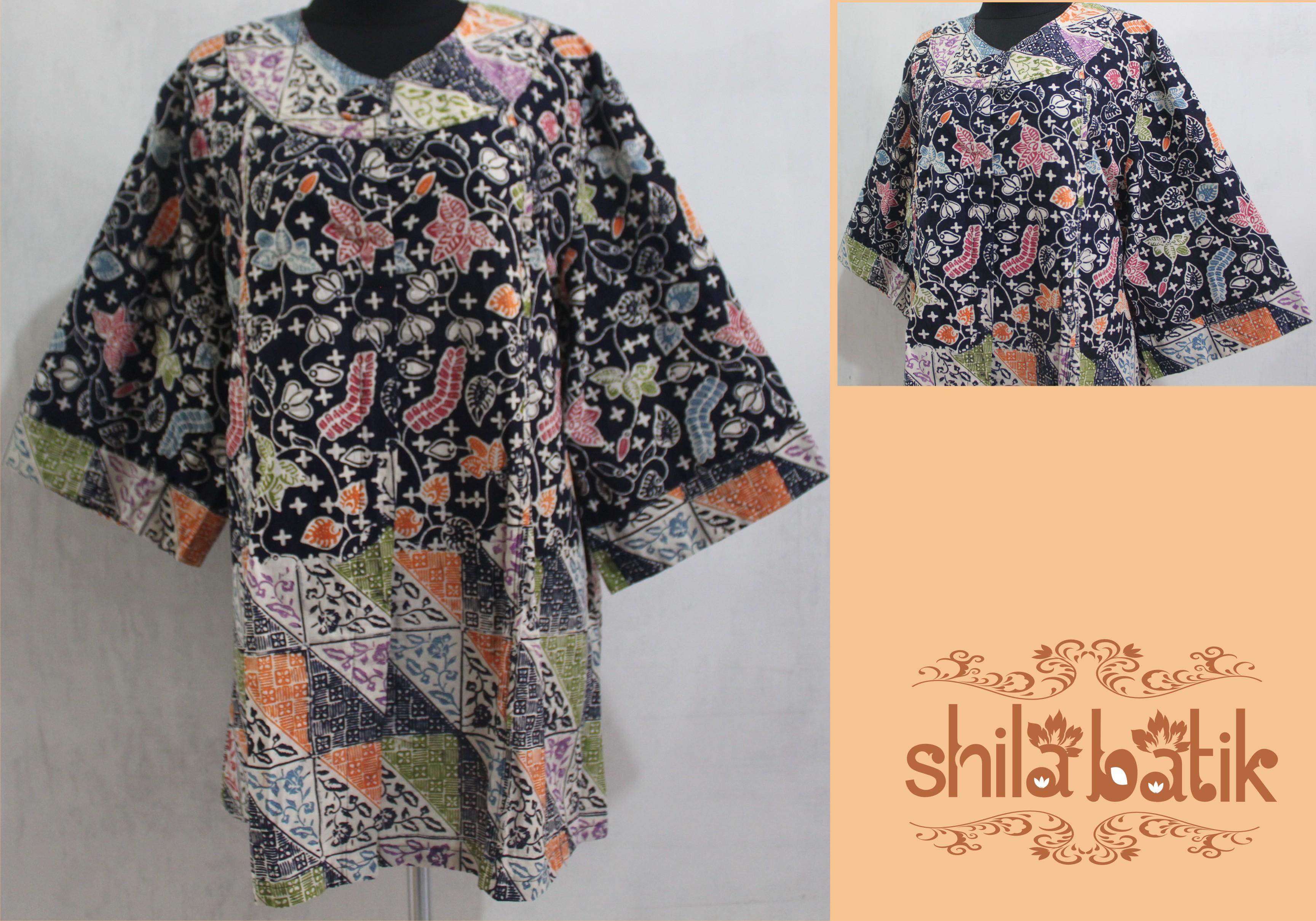jual baju batik big size  hubungi 083840387800  jual batik