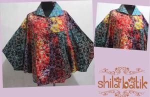 Blus Batik Jumbo Model Kelelawar - Hubungi 0838.403.87800