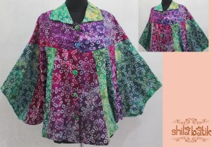 jual blus batik jumbo model kelelawar - hubungi 0838.403.87800