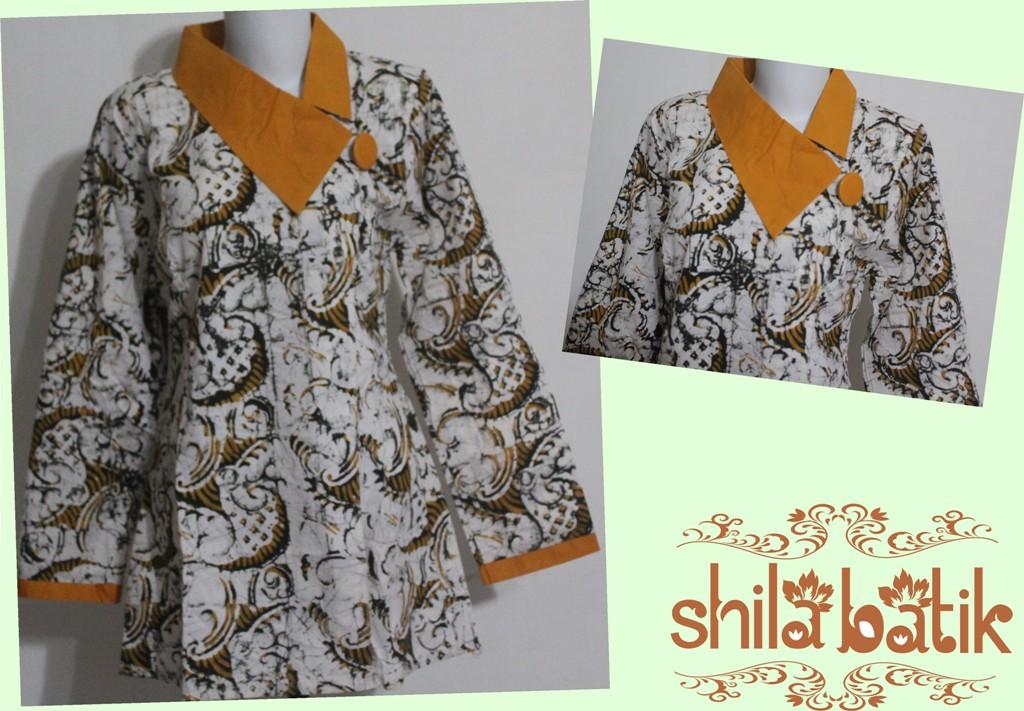 Baju Batik Model Terbaru 2014 Hubungi