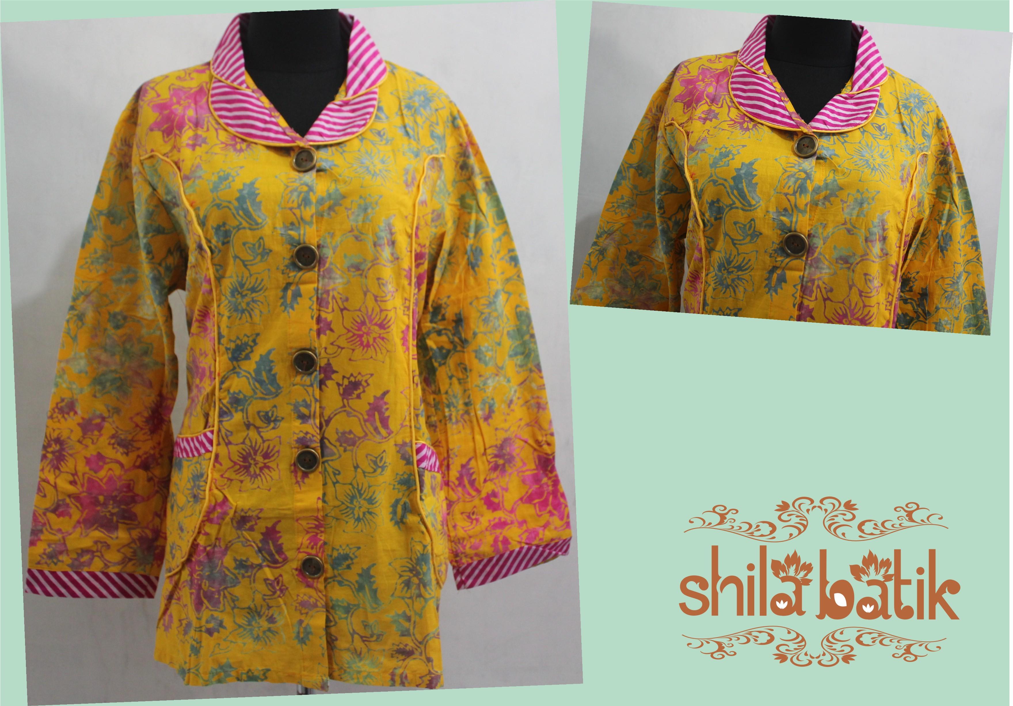 Kode : BG - 89 (BIG SIZE) Rp 93.000,00 Batik cap Bahan : katun Ukuran