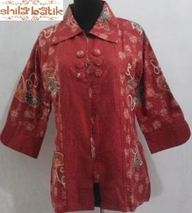 Jual Blus Batik Terbaru 2014 - Hubungi 0838.403.87800