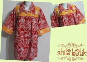 Blus Batik Wanita Terbaru - Hubungi 0838.403.87800