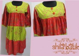 jual dress batik ibu hamil - hubungi 0838.403.87800