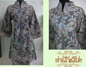 jual dress batik kerja eksklusif - hubungi 0838.403.87800