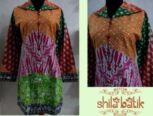 jual dress batik sinaran online - hubungi 0838.403.87800