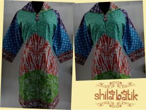 jual dress batik sinaran untuk kerja online - hubungi 0838.403.87800
