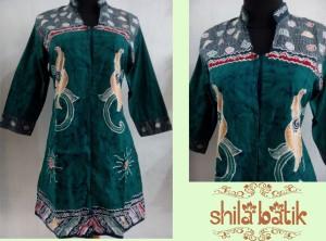 jual dress batik tulis murah - hubungi 0838.403.87800