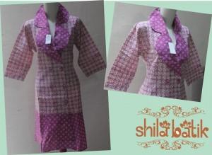 jual dress batik untuk ke kantor - hubungi 0838.403.87800