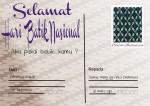Hari Batik Indonesia 2012